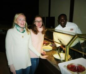 Lancon's famous omelettes staton