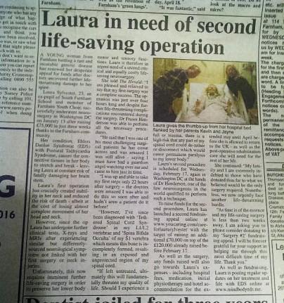 Second Lifesaving Operation Article
